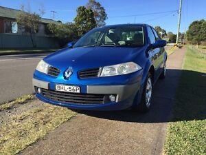 2008 Renault Megane 2.0L Manual Gateshead Lake Macquarie Area Preview