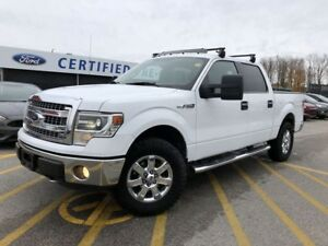 2014 Ford F-150 XLT 4X4|KEYLESS ENTRY|FOG LAMPS|REAR CAMERA