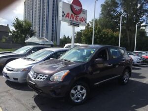 2012 Nissan Rogue S ~ Certified ~ 138KM ~ Heated Seats