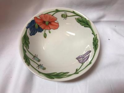 Villeroy & Boch Amapola  All Purpose Bowl Size: 6 1/8 in Pre-owned