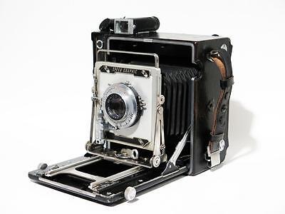 Пленочные фотокамеры Graflex Speed Graphic 4X5