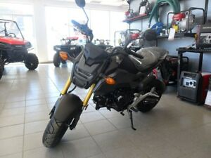 2018 Honda GROM MSX125 ONLY $20.03 WEEKLY! FUN! FUEL INJECTED! E