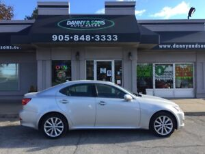 2009 Lexus IS 250 SNOW TIRES INCLUDED BLACK FRIDAY SALE