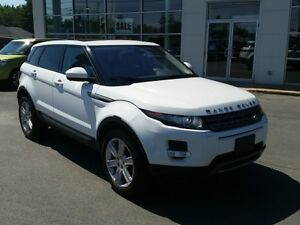 2014 Land Rover Range Rover Evoque Pure Plus. Navigation.