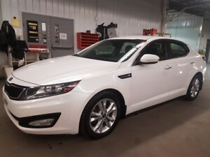 2013 Kia Optima EX TURBO 274HP