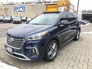 2018 Hyundai Santa Fe XL Ultimate AWD Ultimate w/6 Seats/Sadd...