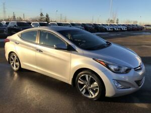 2014 Hyundai Elantra Limited- Navigation, Sunroof, Leather