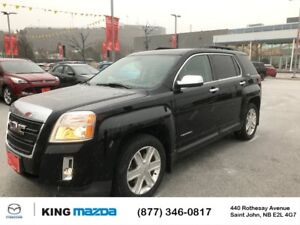 2011 GMC Terrain SLT-1 AWD...ONE OWNER..NEW TIRES..WINTERS TRADE