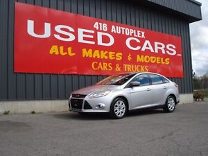 2012 Ford Focus SE Auto Air Power Group