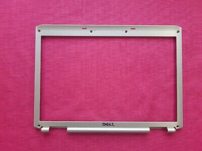"""DR369 LCD FRONT BEZEL SILVER DELL INSPIRON 1520 /""""GRADE A/"""""""