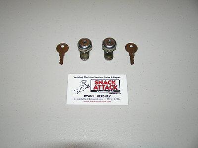 Vm150 Vm250 Combo Vending Machine Coin Tray Locks Keys Fr12  Free Ship