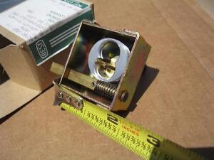 Best 8L Mailbox Lock Frame~Small Format Interchangable Core ~ 2C cylinder ~8LSPR