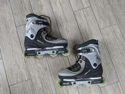 vintage CORR aggressive skates TC500 inline rollerblades 9 US trick