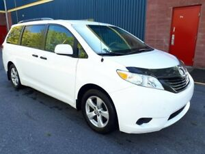 2012 Toyota Sienna 3.5L- V6- 7 PASSAGERS- HITCH-NOUVEL ARRIVAGE!