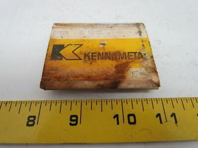 Kennametal Tnmg 22 04 12 Kc810 Indexible Carbide Insert Box Of 5 New