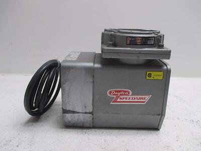 Dayton Electric 115 Volt 4.2 Amp Speedaire Air Compressor Vacuum Pump 2z866