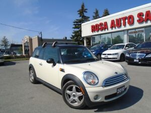 2010 MINI Cooper Clubman NO ACCIDENT NO RUST  PANORAMIC SUNROOF