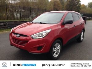 2014 Hyundai Tucson GL HEATED WINDSHIELD...HEATED SEATS..BLUETOO