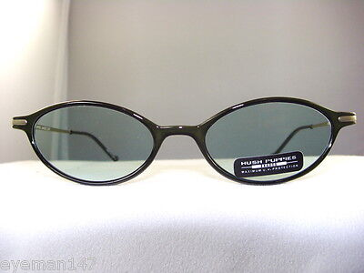 BUY ONE GET ONE FREE HUSH PUPPIES SMALL DARK GREEN OVAL (Sunglasses Buy One Get One Free)