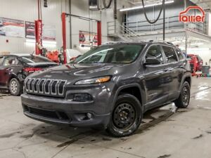 2016 Jeep Cherokee NORTH 4X4 (AWD) **JAMAIS ACCIDENTÉ // 55,000K