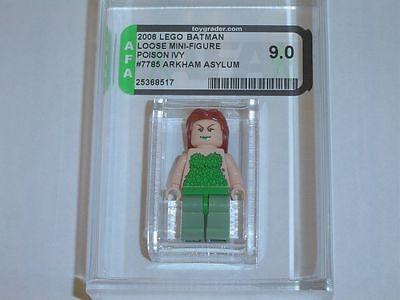 Lego Marvel Super Heroes 2006 Poison Ivy Set 7785 GRADED AFA 9.00 - F12 NEW