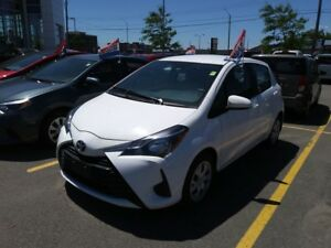 2018 Toyota Yaris Hatchback LE, HEATED SEATS, BLUETOOTH, BACK UP