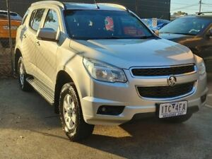 2016 Holden Colorado 7 RG MY16 LT Silver 6 Speed Sports Automatic Wagon Hoppers Crossing Wyndham Area Preview