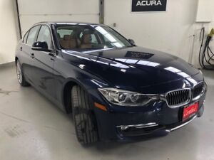 2013 BMW 3 Series |AWD|SUNROOF| LEATHER INTERIOR| MINT CONDITION