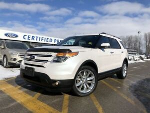 2015 Ford Explorer Limited 4WD|HEATED FRONT SEATS|TECHNOLOGY...