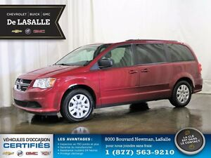2014 Dodge Grand Caravan SE SXT A Family Friendly Choice..!