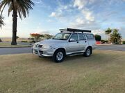 2005 Ssangyong Musso Manual 4WD Turbo Diesel (1Year Warranty) Archerfield Brisbane South West Preview