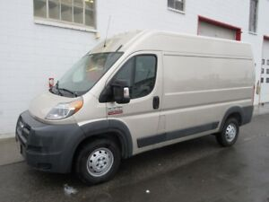 2015 RAM ProMaster 1500 High Roof ~Insulated ~shelving ~ $27888