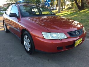 2003 Holden Commodore VY Executive Auto 5months Rego Low Kms Liverpool Liverpool Area Preview