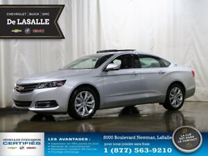 2018 Chevrolet Impala LT / TOIT PANORAMIQUE / CUIR / V6 Who Will