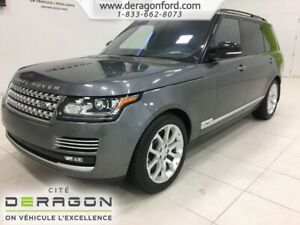 2016 Land Rover Range Rover 5.0L V8 SUPERCHARGED AUTOBIOGRAPHY L