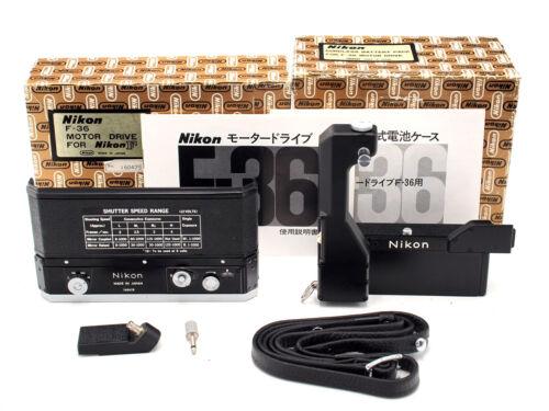 Nikon F-36 Motor Drive and Cordless Battery Pack #0113