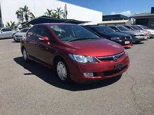 2008 Honda Civic Sedan HYBRID Coopers Plains Brisbane South West Preview