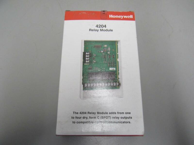 Honeywell 4204 Relay Module-New
