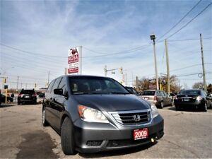 2009 Honda Odyssey AUTO PW PL PM SAFETY A/C NO ACCIDENT