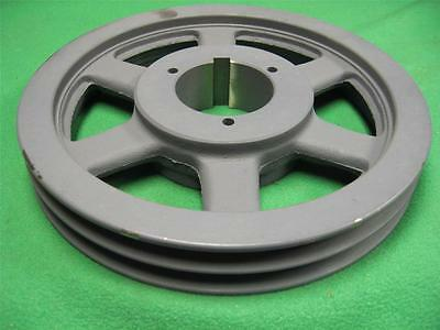 Browning 2tb110 Two Groove Split Taper Sheave V-belt Motor Drive Pulley Pullie