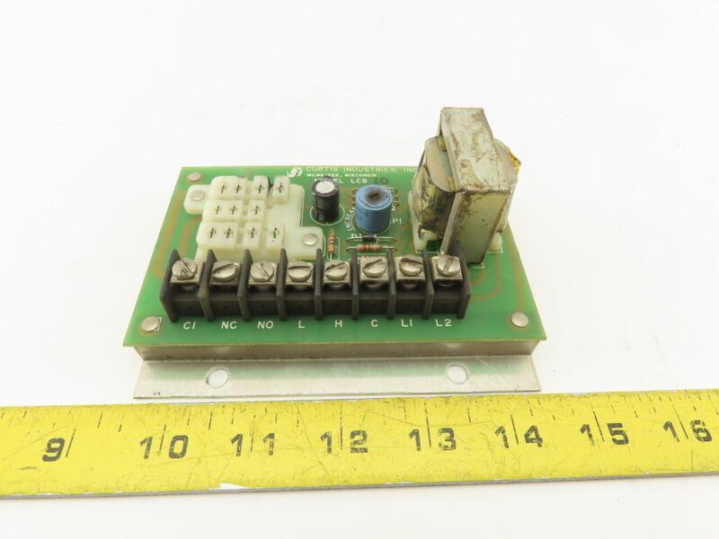 Curtis Industries Model LCS 10 Liquid Level Control W/ Sensitivity Adjust