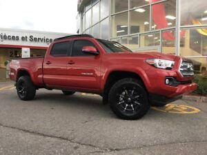2017 Toyota Tacoma TRD-Sport