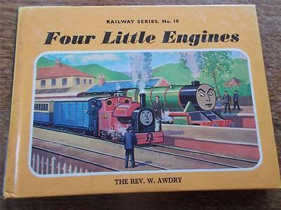 FOUR LITTLE ENGINES The Railway Series No 10 Thomas the Tank