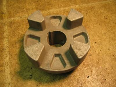 Lovejoy Al150 1-14 Bore Motor Pump Coupler Coupling Jaw Hub Half