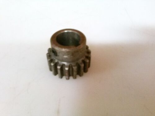 """Browning NSS2018 spur gear, made in USA.   *  3/8"""" bore."""