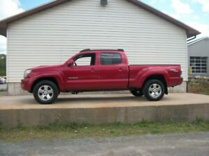2009 Toyota Tacoma TRD 4X4 WITH ROOF RACK DEALER MAINTAINED