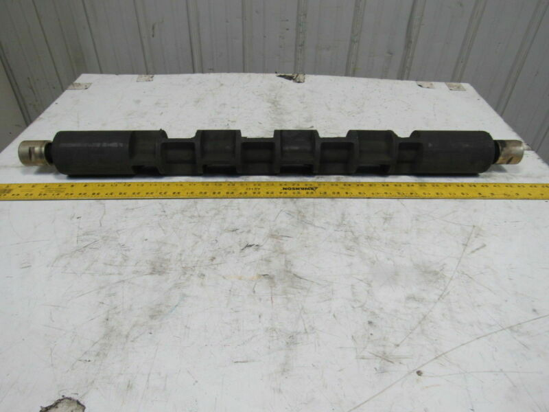 "Crouse Hinds LR106 Series Stiff Rigid Return Conveyor Roller For 30"" Belt"