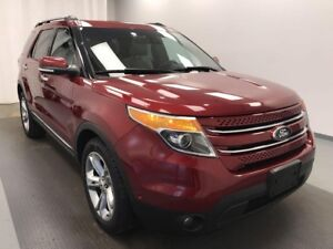 2013 Ford Explorer Limited 7 PASSENGER, HEATED LEATHER, SUNROOF