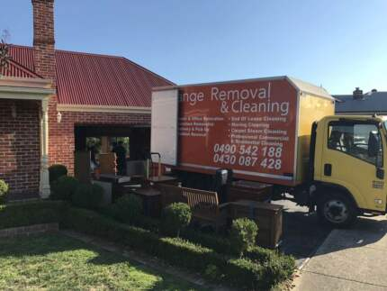 Furniture removal,pick up & delivery,rubbish removal,junk removal