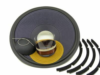"""Recone Kit for JBL 2231H 2235H 15"""" Woofer SS Audio 8 Ohm Speaker Repair Parts"""